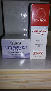 ANTI-AGING SKIN CARE PRODUCTS