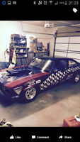 Drag car with ownership for ???