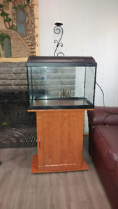 Aquarium for sale (25 gallons)
