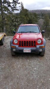 2 - Jeep Liberty Sports Both Automatic 3.7L