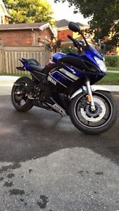 2013 Yamaha FZ6R Low kms
