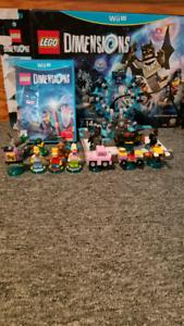 Lego dimension wii u