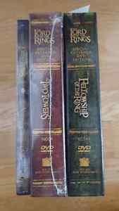 DVD Coffret Seigneur des Anneaux Neuf!!!!!