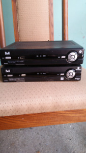 Bell Fibe Receivers/PVR