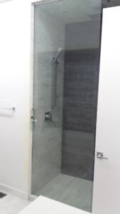 Glass Showers with on-site consultation