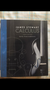 1F03 - Calculus by James Stewart 8th edition