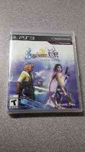 Final Fantasy X-X2 HD Remaster (new & factory sealed) for PS3