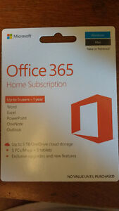 Microsoft Office 365 (5 users)