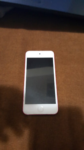 Ipod touch 5th generation pink