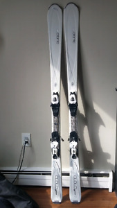 Women's Ski Equipment- barely used!