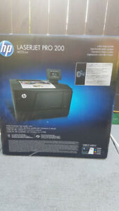 Brand New HP LaserJet Pro 200 color M251nw color laser printer f