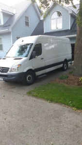 2010 Mercedes-Benz Sprinter Van EXT Other