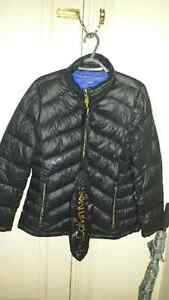 Calvin Klein down jacket Sz M / Wind River down coat 2X