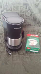 Cuisinart Coffee Maker With 100 Filters