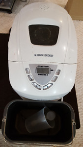 Black and Decker Electric Bread Maker