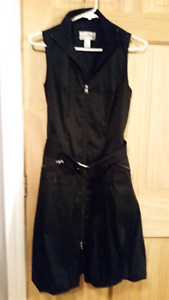 Joseph Rifkoff Black dress