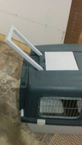 Large Pet Carrier with Handle