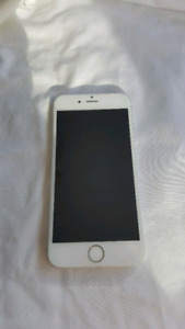 iPhone 6, Silver/White, 16gb, unlocked - great condition