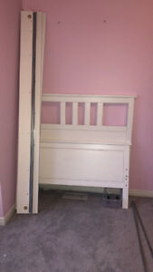 Twin Hemnes Bed *White*