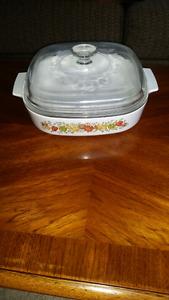 Antique CorningWare dishes for sale