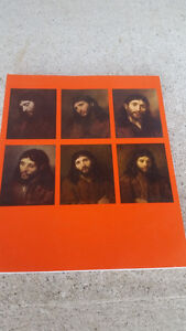 REMBRANT AND THE FACE OF JESUS SOFT COVER TABLETOP BOOK London Ontario image 4