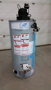Slightly used 40 Gallon Power Vent water heater great shape!