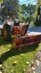 Tracteur Satoh 1974