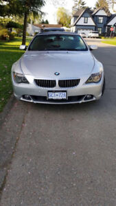 Classic 2006 BMW 650i for SALE (Reduced Price)