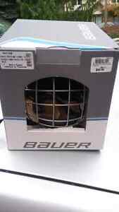 Bauer Kids Helmet Kitchener / Waterloo Kitchener Area image 2