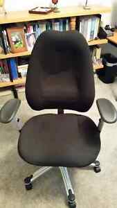 Multi Function Office Chair, Black London Ontario image 2