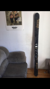 Good condition skis for sale