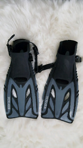 Swimming flippers 8.5mens
