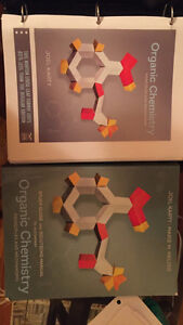Organic chemistry textbook and solution manual