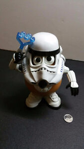 STAR WARS HASBRO EARLY 90'S SPUD TROOPER Regina Regina Area image 1