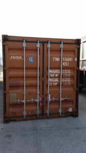 Storage and Shipping Containers Good Shape for Sale Only SEA CAN