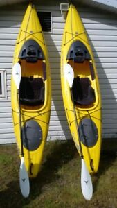 Kayaks for sale   (only one left)