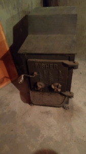 Wood stove good condition 220 or best offer
