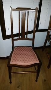 Antique Wooden Chair for Sale -$50