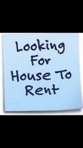 URGENT LOOKING FOR 3 BEDROOM HOUSE OR APAETMENT