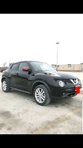 2015 Nissan Juke Turbo SL fully loaded with leather like new
