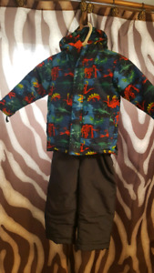 3 in 1 size 4T snow suit $50