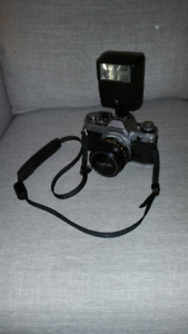 Well Cared for Canon AE-1 Camera