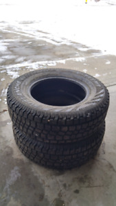 All season and winter tires-See add for sizes