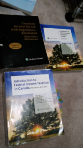 Introduction to federal income tax 2016