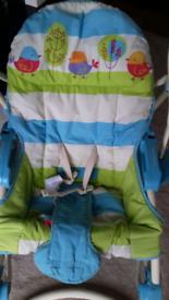 Fisherprice swing chair