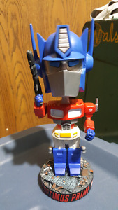 Optimus Prime Bobblehead Collectable limited edition