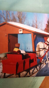 sleigh 1 a 2 places
