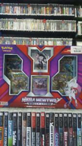 pokemon cards Mega Mewtwo Y Collection