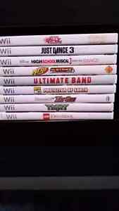 Wii Games and accessories lot London Ontario image 1