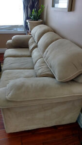 Couch, Sofa and chair for sale